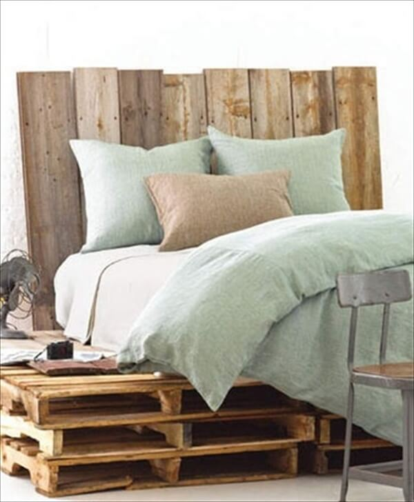 pallet-bed-frame-with-headboard