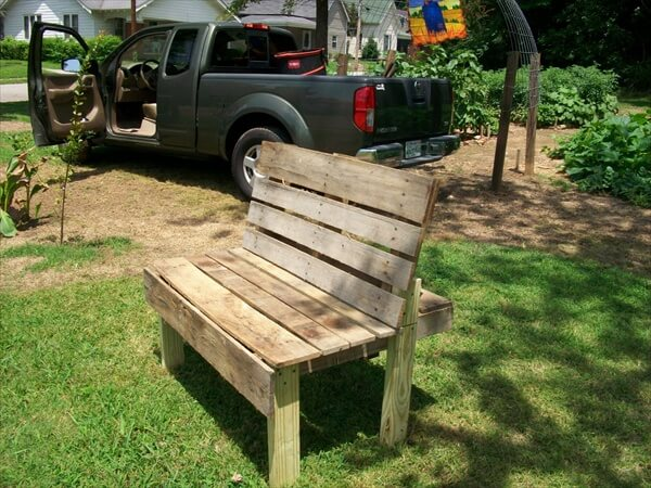 DIY Furniture Projects: Pallet Furniture Plans | Pallet Furniture DIY