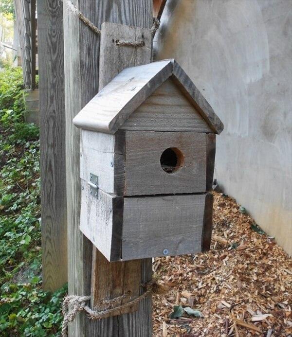 pallet-birdhouse