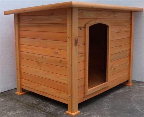 Pallet Dog Crates