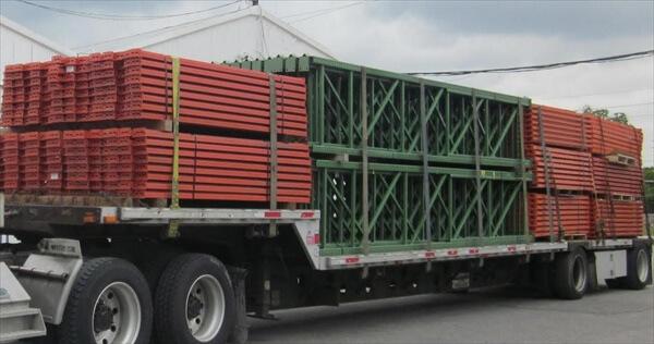 Pallet Racks for Warehouses