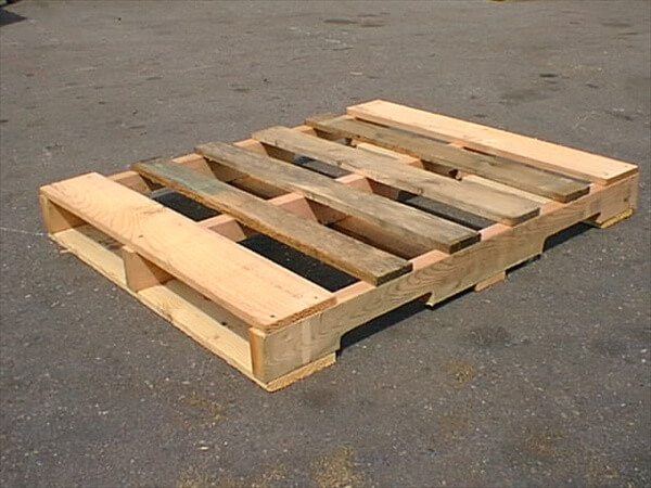 Recycle Used Pallets Into Unique Pieces Of Furniture