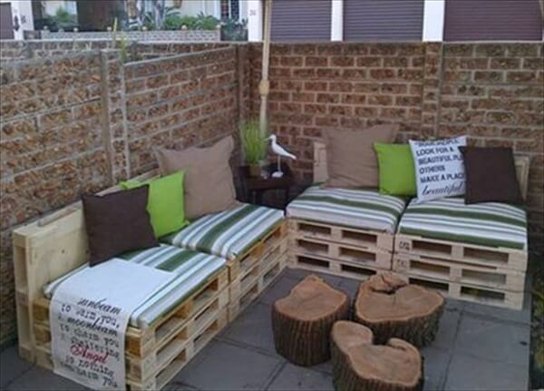 Best Pallet Patio Furniture For Your Home Pallet Furniture Diy