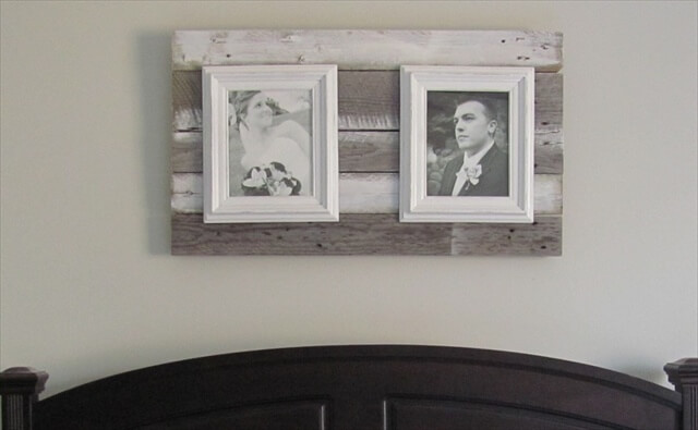 17 best images about frames on pinterest old cottage pallet picture frames and pallet wood