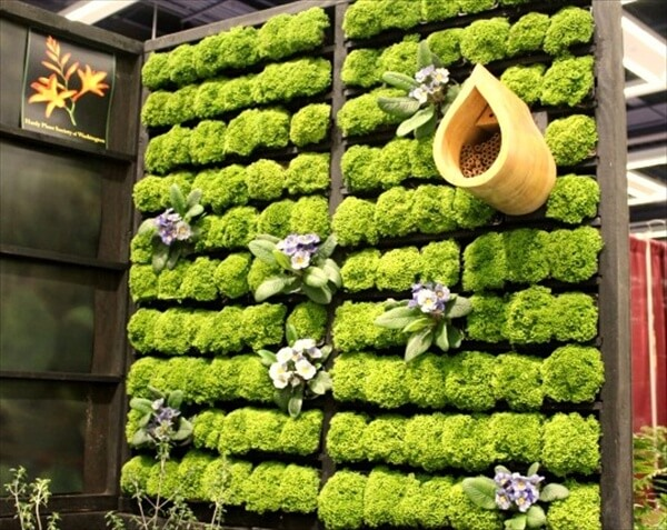Ideas For Pallet Gardening Trend Home Design And Decor