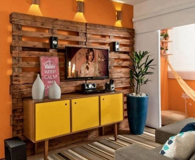 pallet wall art and decor ideas pallet furniture diy