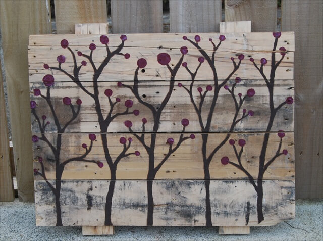 palle wall art