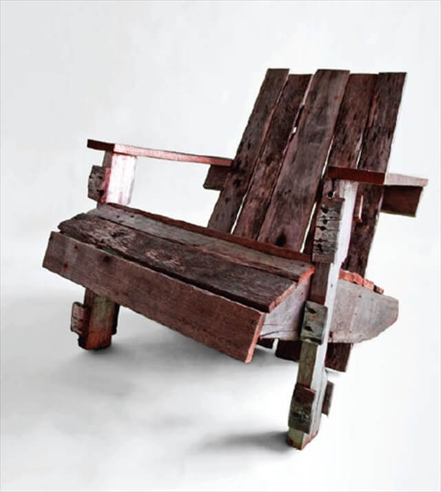 Adirondack Chair Footstool Plans diy pallet adirondack chairs set