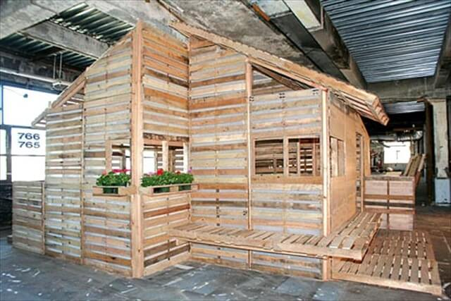 pallet homes