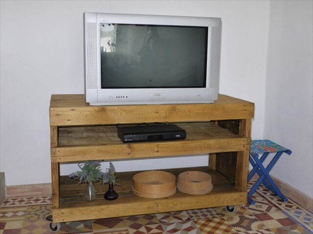 diy plans tv stand furnitureplans