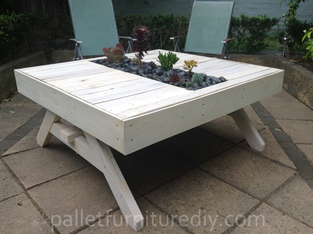 Planter | Pallet Furniture DIY
