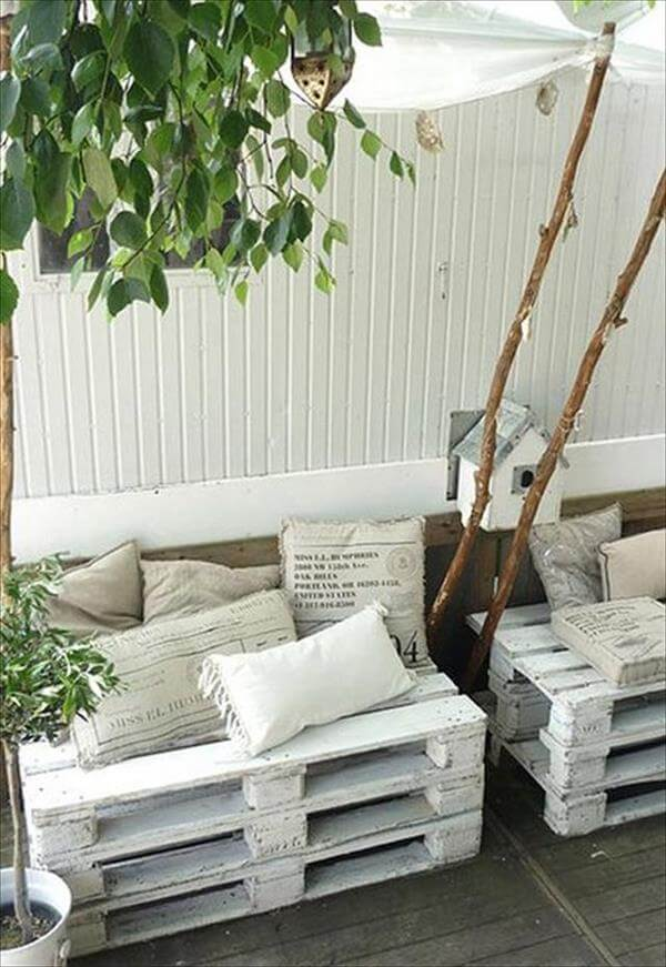 Pallet Couch Plans