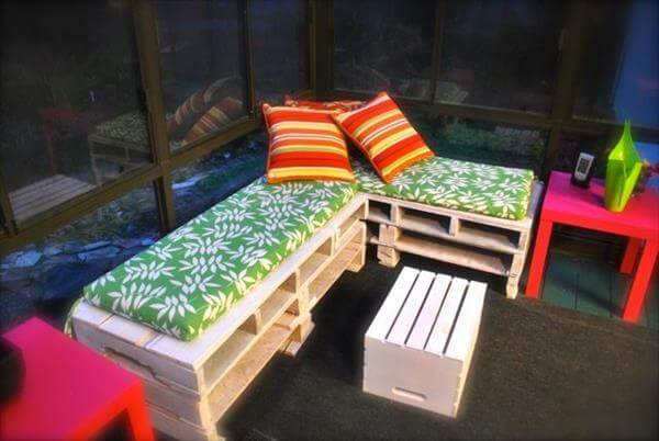 Cushions for Pallets