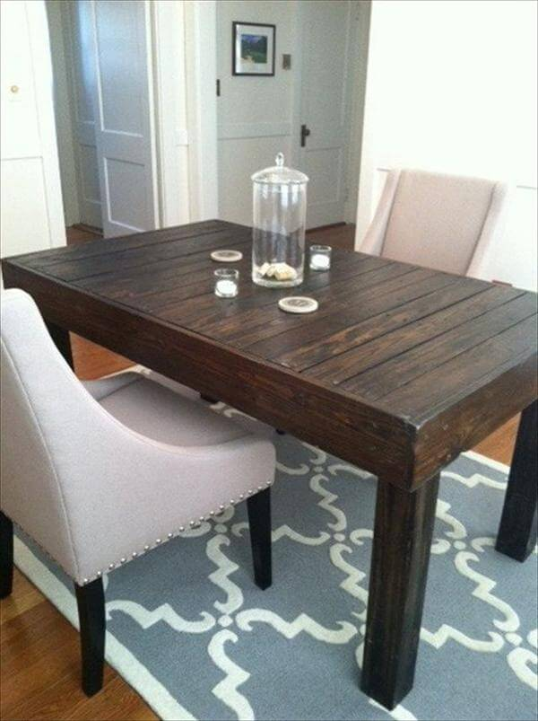 DIY Most Cautious Pallet Table Ideas Furniture