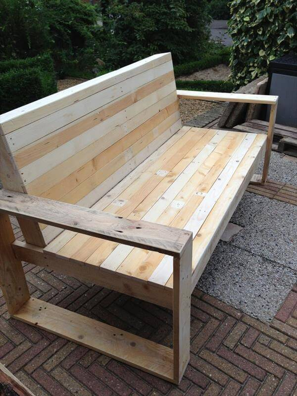 30 Easy To Build Diy Wooden Pallet Furniture Ideas