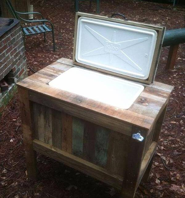 30 DIY Furniture Made From Wooden Pallets Pallet Furniture DIY