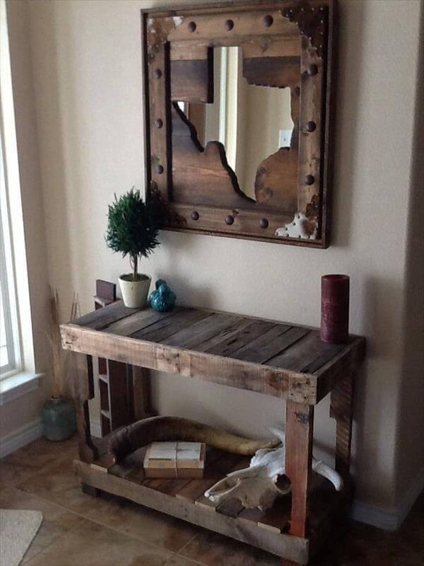 DIY Furniture Made From Wooden Pallets  Pallet Furniture DIY