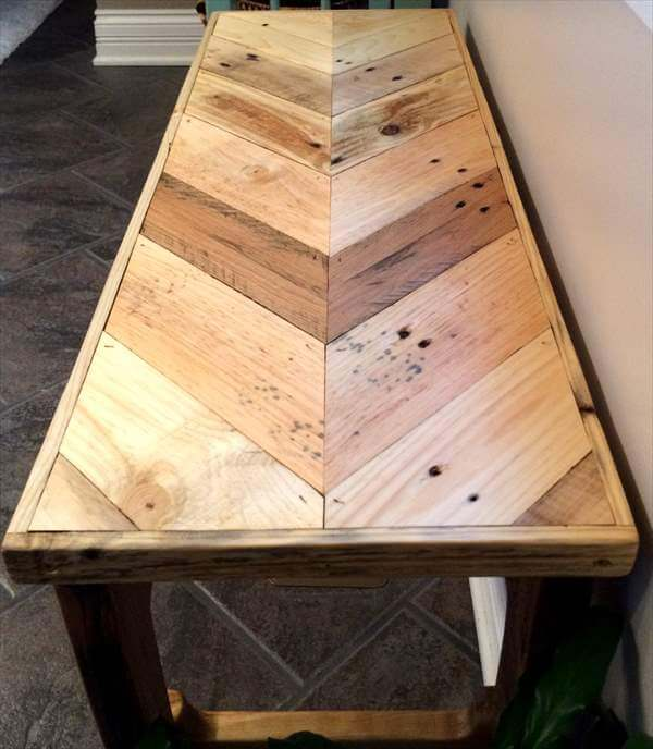 DIY Bench