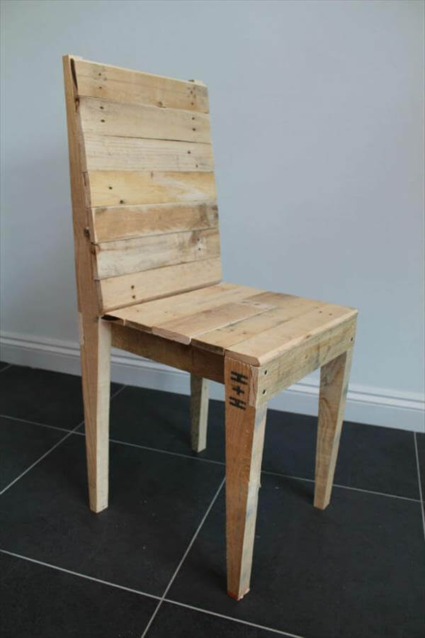 Pallet Dining Chair