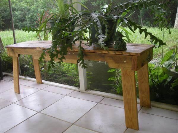 Wood Zen Bench