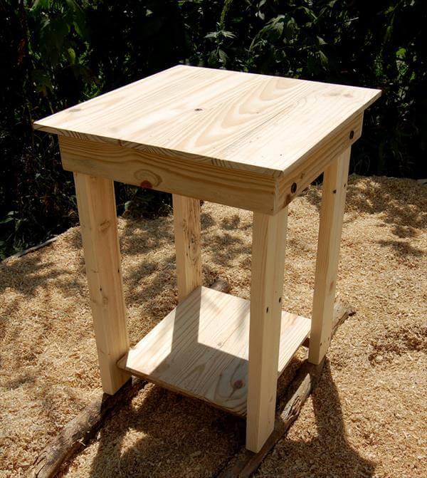 Side Tables Bedroom Night Stands Diy Nightstand