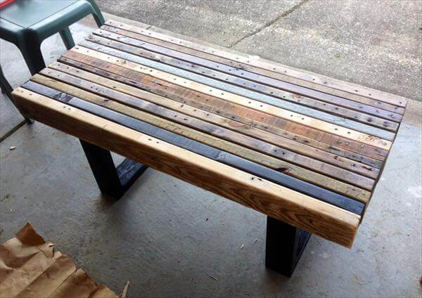 ... scorched pallet coffee table reclaimed pallet rustic coffee table low