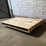 Pallet Coffee Table with Inner Storage