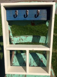 diy pallet repurposed pallet shelf