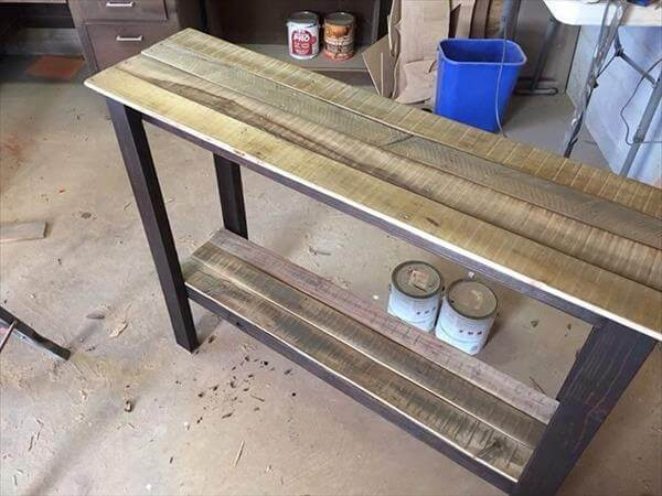 Diy Pallet Sectional Bench Pallet Furniture - amcordesign.us