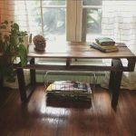 Wood Pallet Bench and Coffee Table