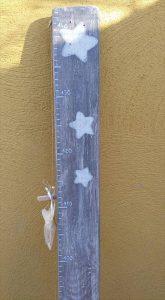 diy pallet ruler