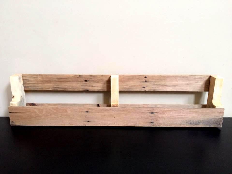 no-cost pallet shelf