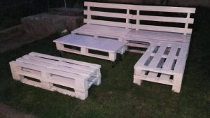 whole pallet outdoor sofa set