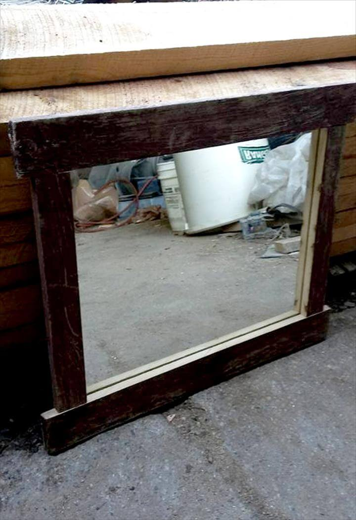 diy mirror design