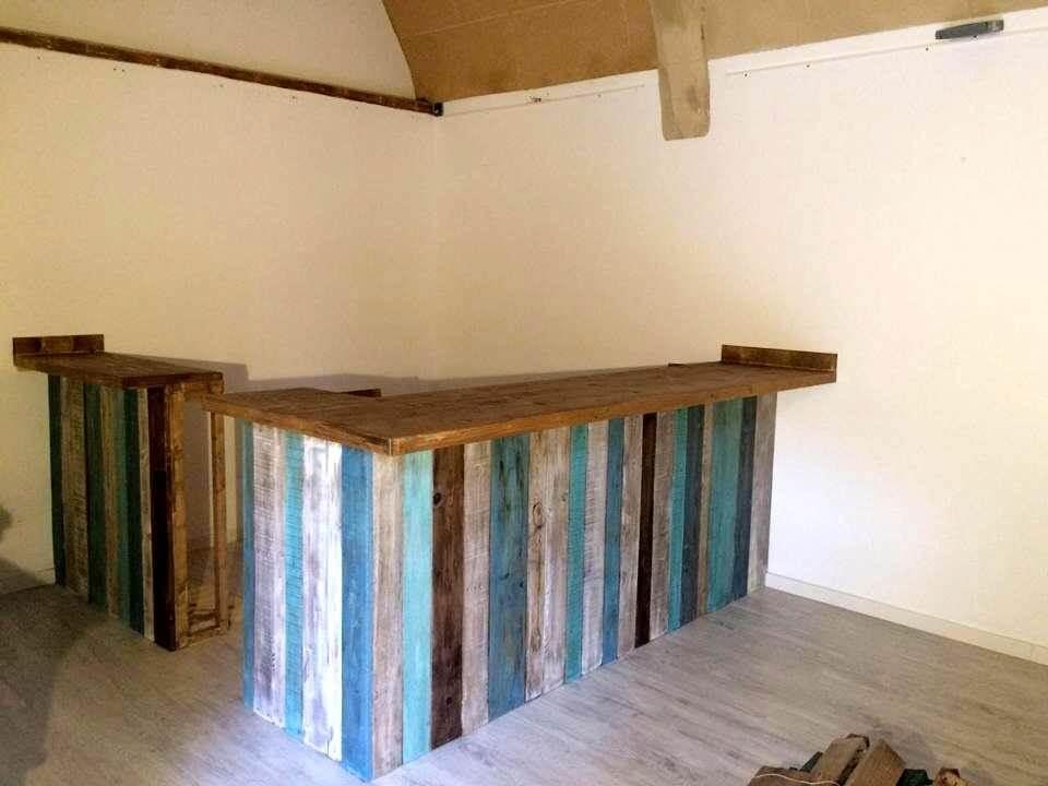 diy pallet bar. diy pallet bar Rustic Styled Pallet Bar  Furniture DIY
