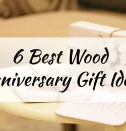6 Best Wood Anniversary Gift Ideas