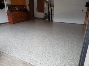 Garage Floor Protection Options