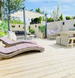 How to Clean Restore Decking