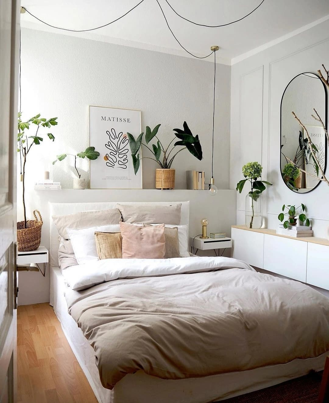 6 Tips to Make Your Small Bedroom Appear Bigger