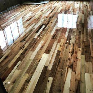 Pallet Flooring Detailed Guide Ideas