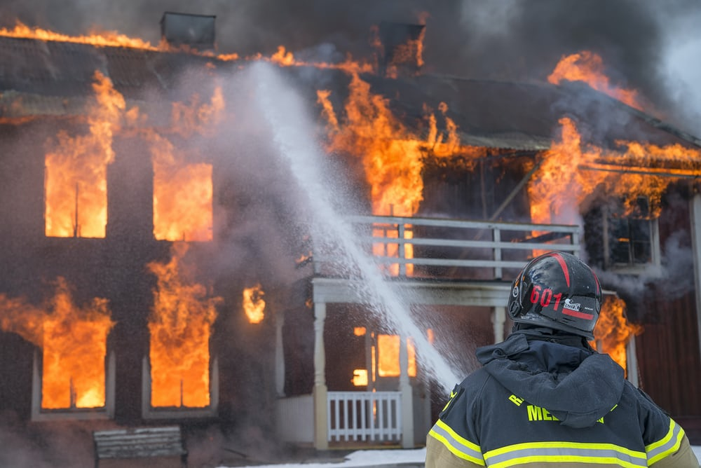 House Damaged by Fire Heres How to Choose Between Rebuilding and Selling