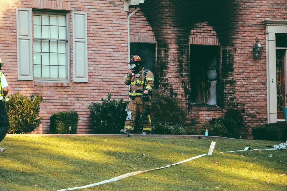 House Damaged by Fire Heres How to decide Between Rebuilding and Selling