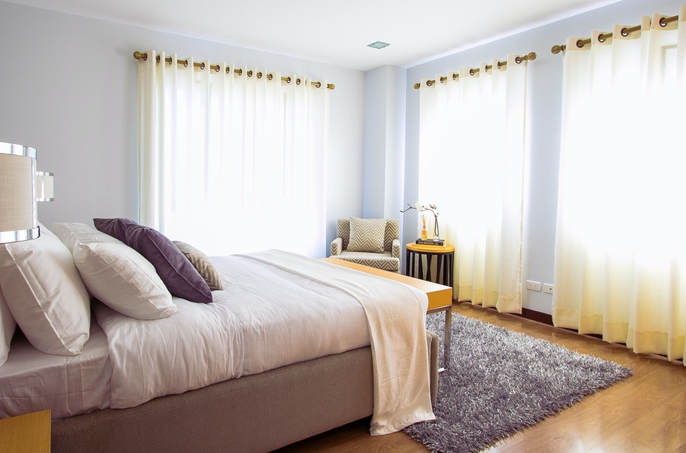 How To Make Your Bedroom More Comfortable And Sleep Inducing
